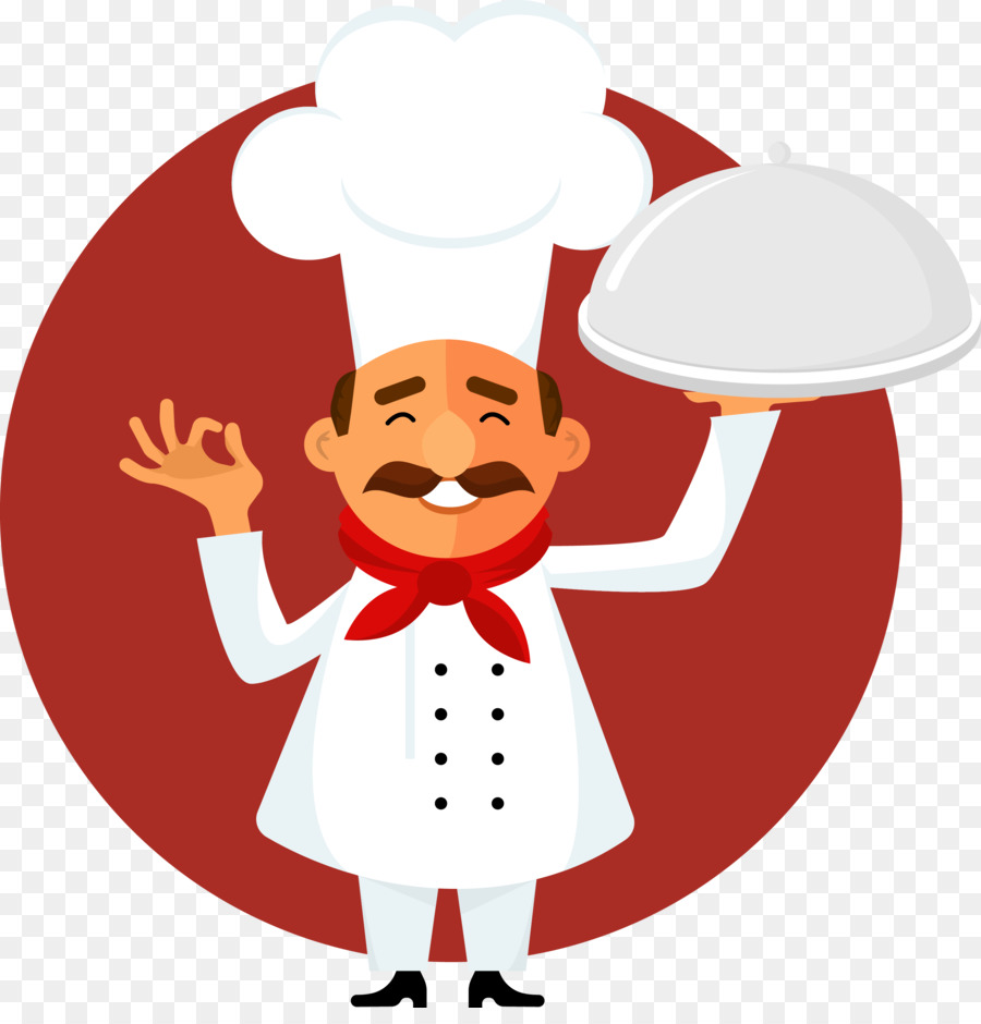 Italian cuisine fast food. Catering clipart chef indian