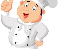Image hiver station related. Catering clipart chef indian