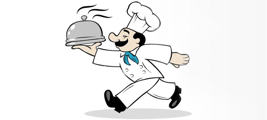 Catering clipart chef indian. Rajni cuisine