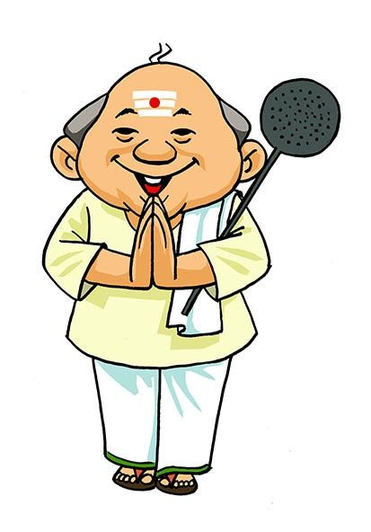Catering clipart chef indian. Entry by veeyemraja for