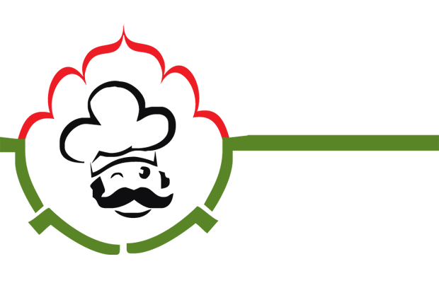 islands cuisine take. Catering clipart chef indian