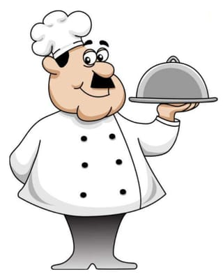 Vail company caterers n. Catering clipart chief cook