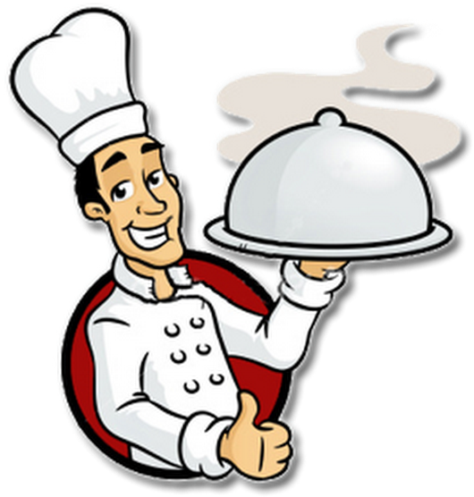 Catering clipart chief cook. Hire the chef for