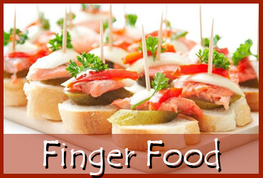 Catering clipart finger food. Party adventure fun park