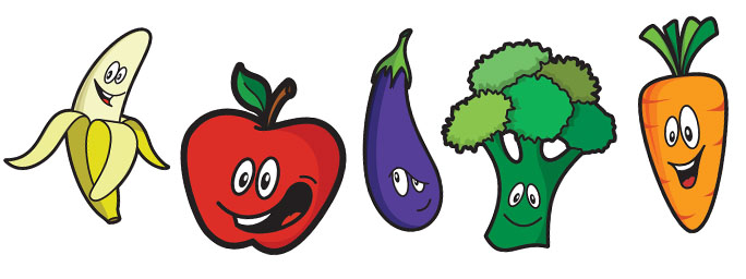 Acorn childcare meals for. Catering clipart healthy eating