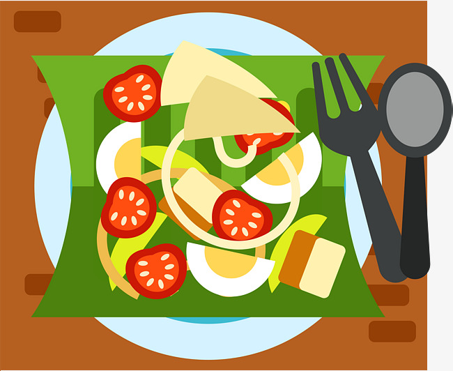 Catering clipart healthy eating. Dining cartoon pattern diet