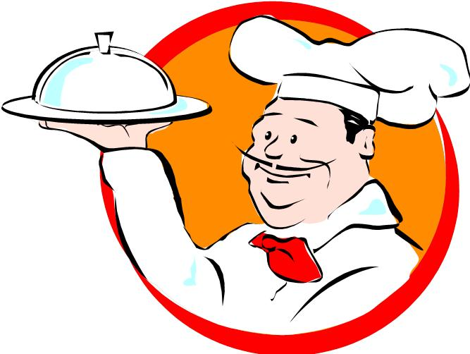 Catering clipart hotel cook. Free restaurant chef cliparts