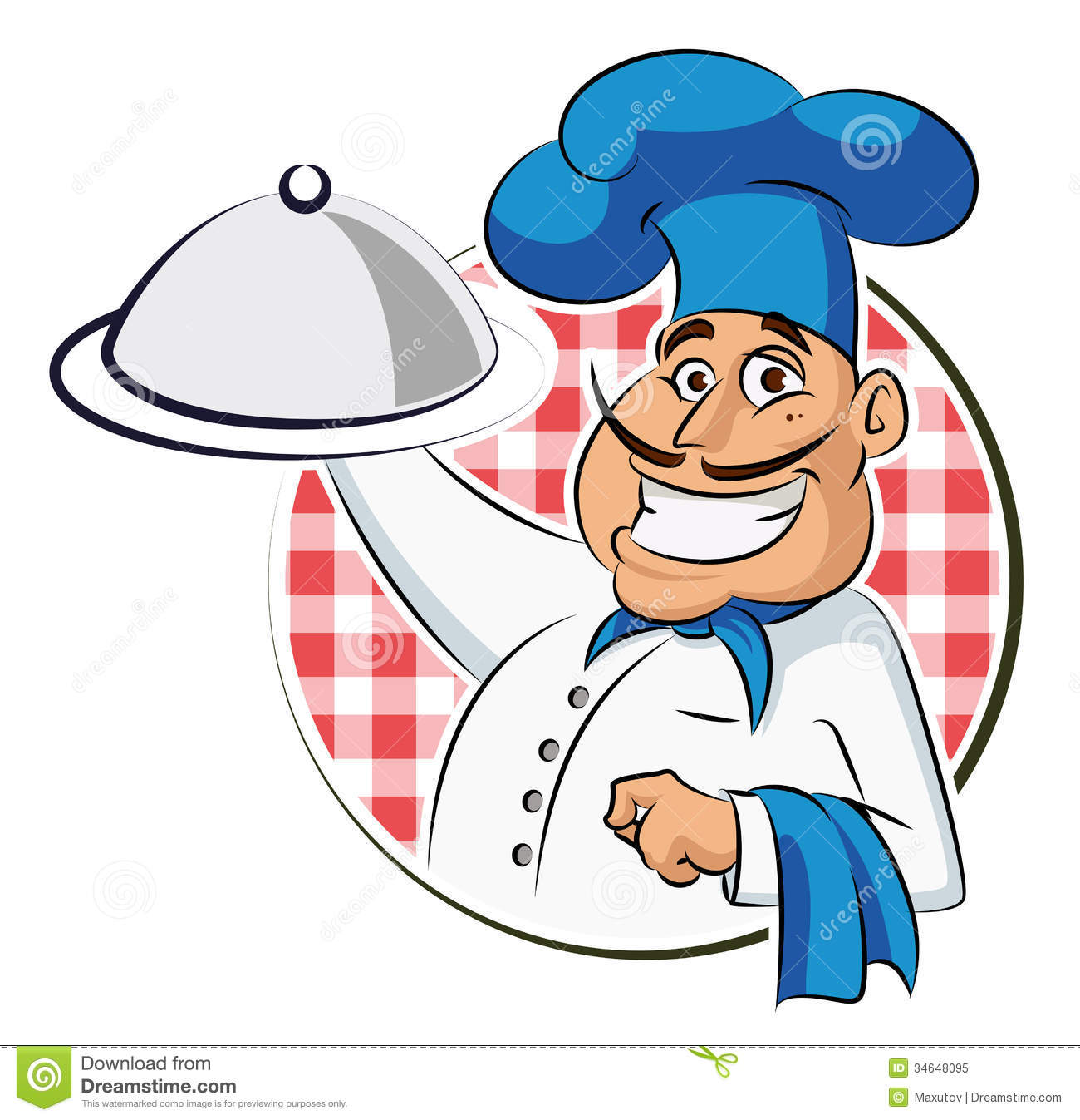collection of png. Catering clipart hotel cook