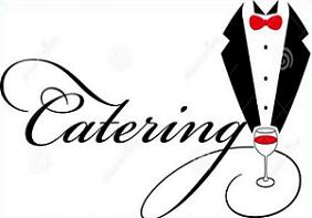 Catering clipart line. Free