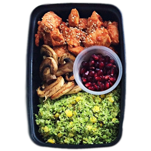 Shop miami s company. Catering clipart meal prep