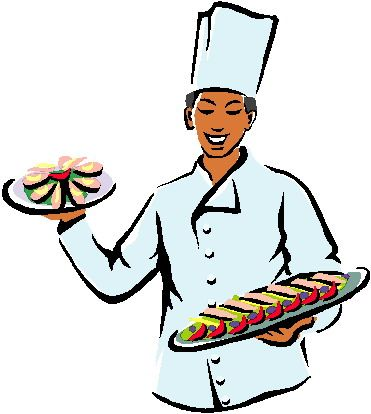 Chef clipart caterer.  best images on