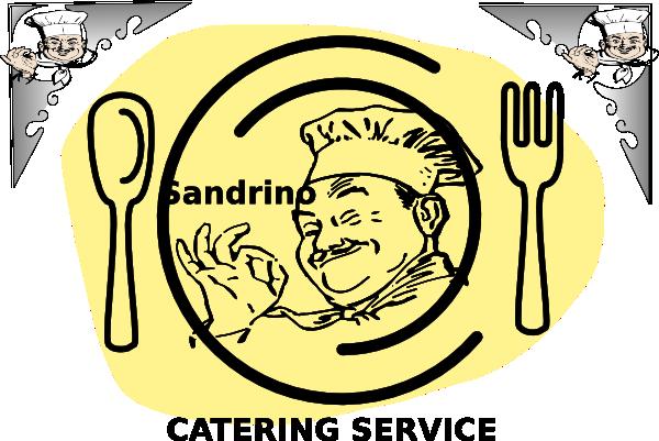 Catering clipart transparent. Logo clip art at