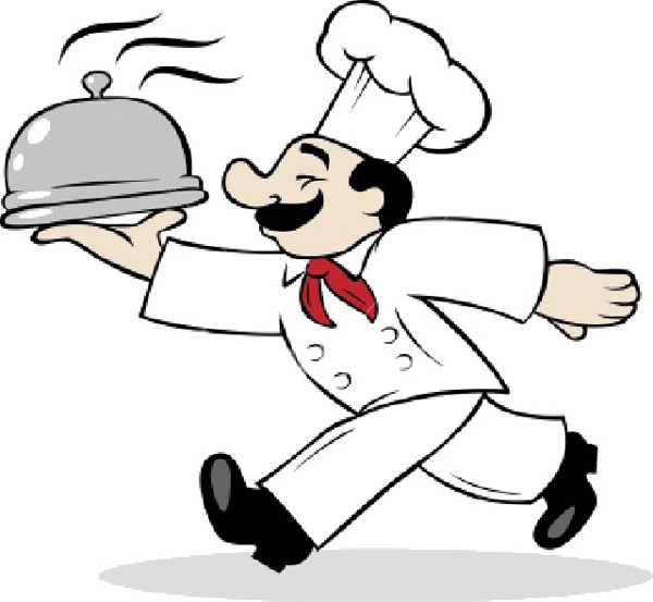 Pasta chef best caterers. Catering clipart wedding catering