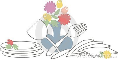 Portal . Catering clipart wedding catering