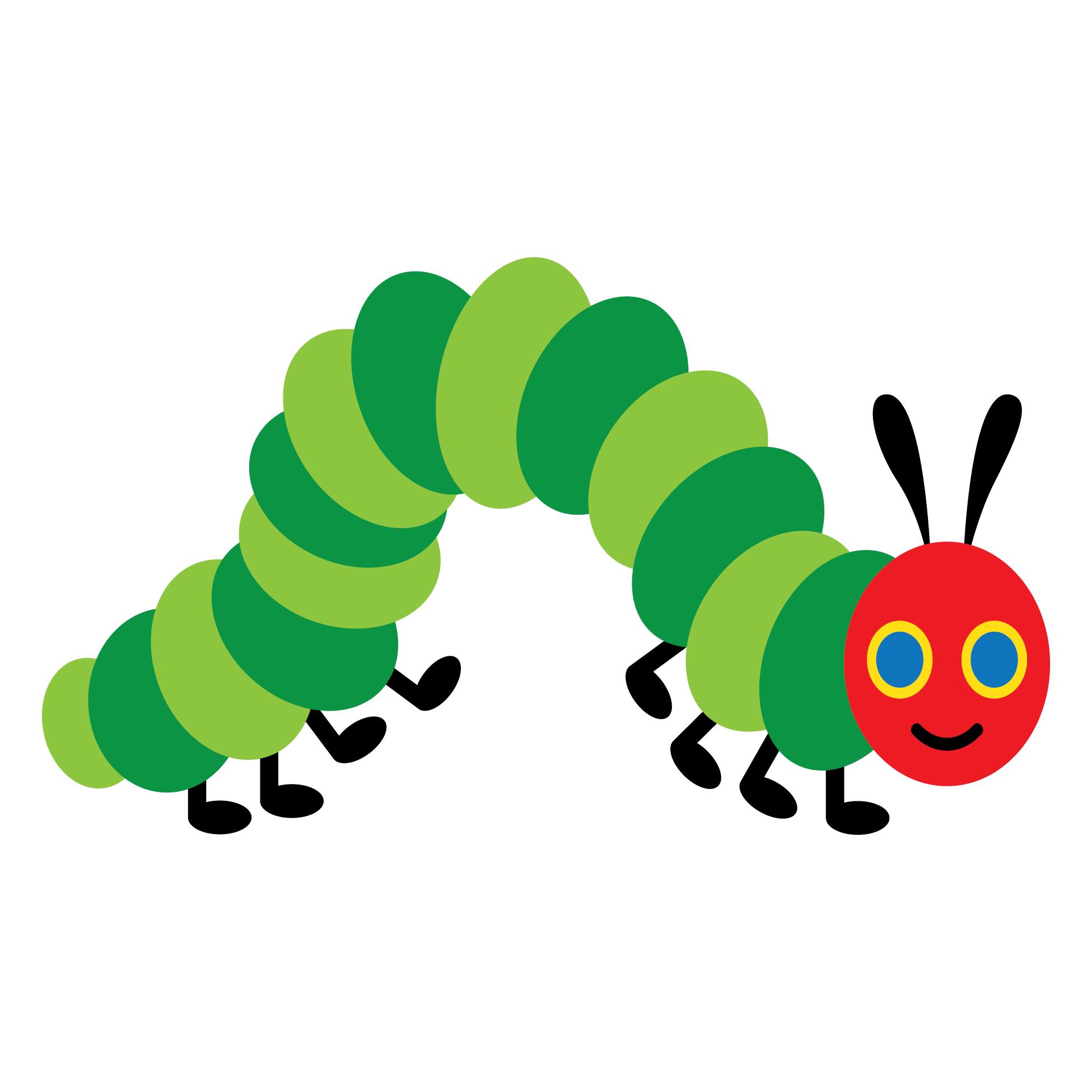 C a be b. Caterpillar clipart