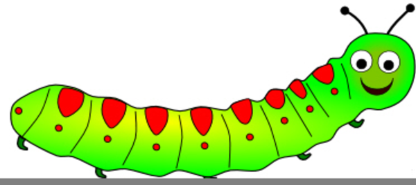 Caterpillar clipart. Free animated images at
