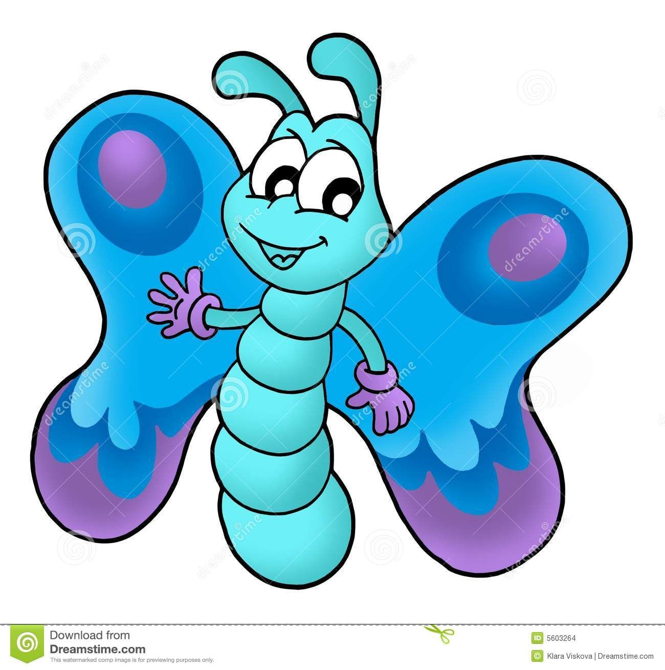 Caterpillar clipart adorable. Cute butterfly graphics panda