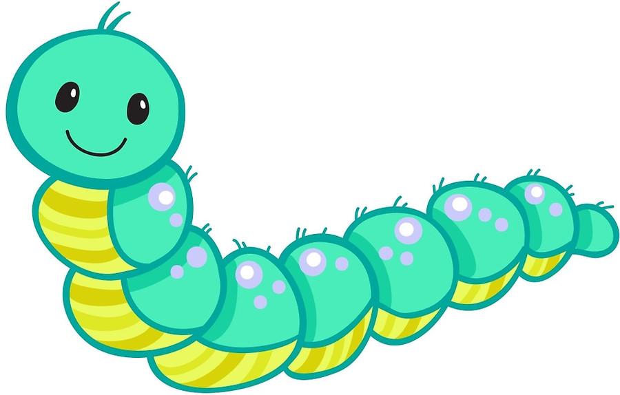 Download clip art . Caterpillar clipart cartoon