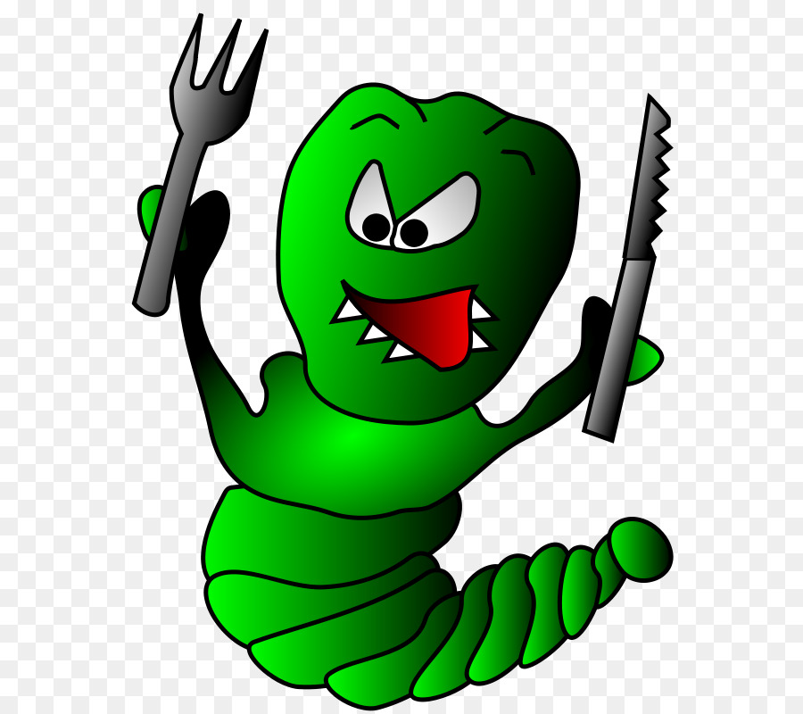 Caterpillar clipart character. The very hungry butterfly