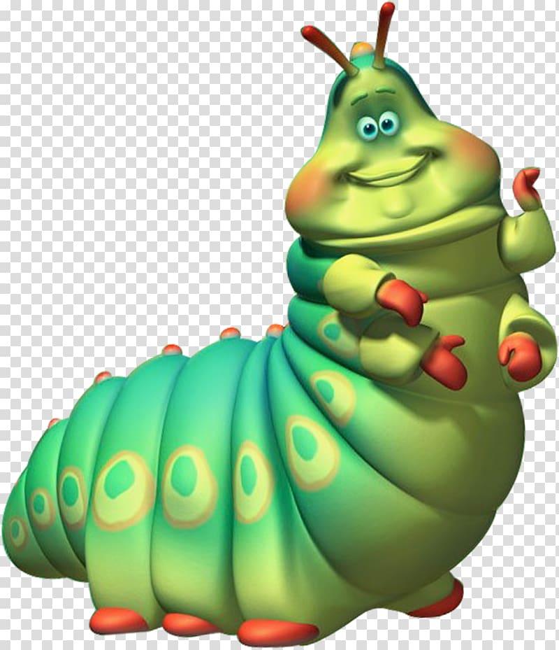 Toy story flik heimlich. Caterpillar clipart character