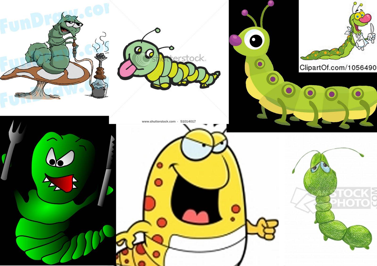 Caterpillar clipart character. Victoria s interactive media