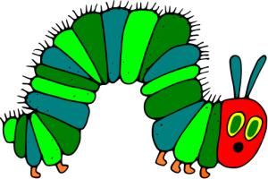 Caterpillar clipart class. The very hungry teacher