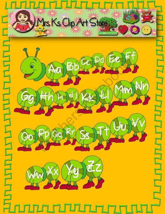 Caterpillar clipart class.  best my clip