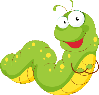 Playful tots catipillar. Caterpillar clipart class
