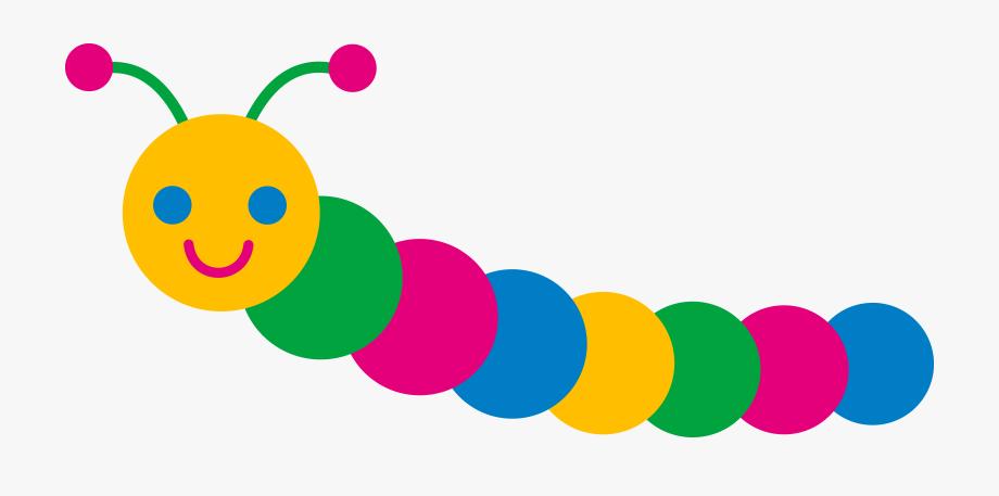 Hungry transparent cartoon . Worm clipart leg caterpillar