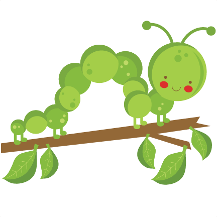 collection of png. Caterpillar clipart cute