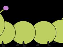 Caterpillar clipart cute. Clip art images music
