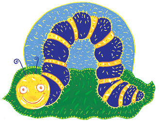 Wuzzy song free kids. Caterpillar clipart fuzzy