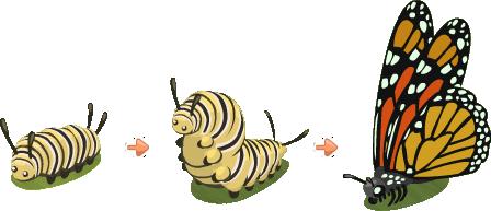 Caterpillar clipart transparent background. Png image mart