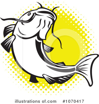 Catfish clipart. Illustration by patrimonio royaltyfree