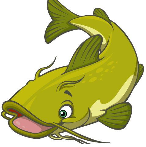 Catfish clipart. Cliparts co vizi l