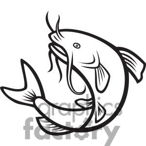 Catfish clipart blue catfish.  clip art clipartlook
