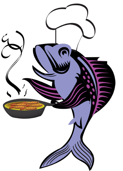 Tuna clipart dinner. Free fish fry cliparts
