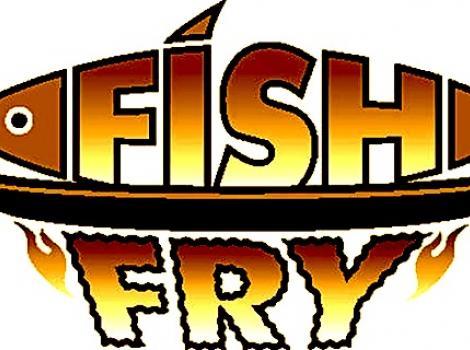 Catfish clipart catfish fry. First friday fish at