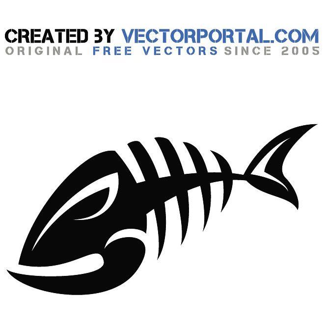 Catfish clipart skeleton. Google images clip art