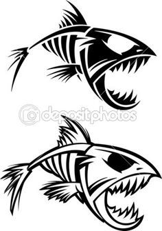Fish on fishing hook. Catfish clipart svg