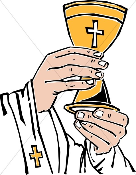 Chalice clipart priesthood. Reconciliation catholic free download