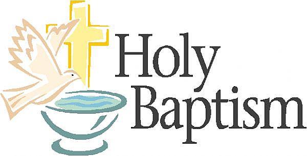 Baptism clipart catholic baptism. St laurence church sugar