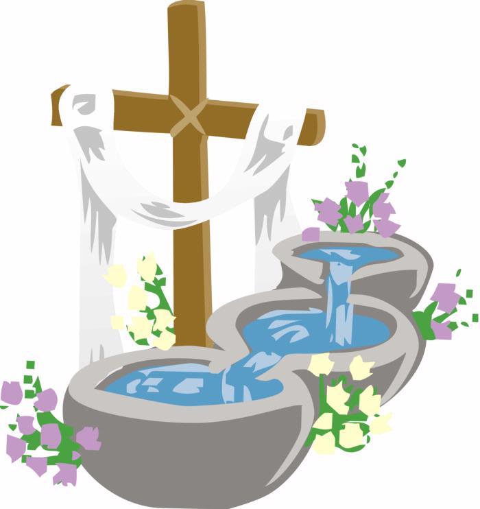 Catholic clipart baptism. St ignatius martyr church