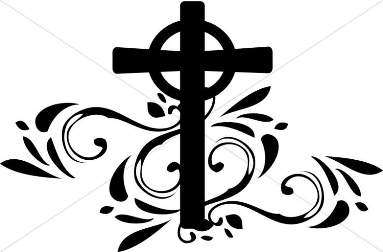 Catholic clipart bulletin. Cross graphics images sharefaith
