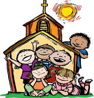 catholic clipart cartoon