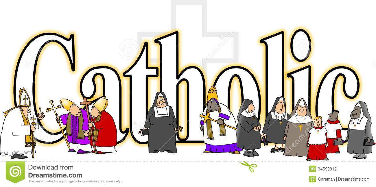 Clip art free download. Catholic clipart catholic church