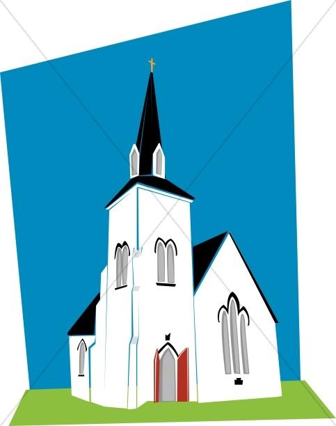 Catholic clipart catholic church.