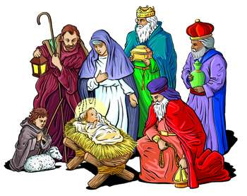 Catholic clipart christmas. Free cliparts download clip