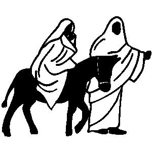 b c cb. Catholic clipart christmas