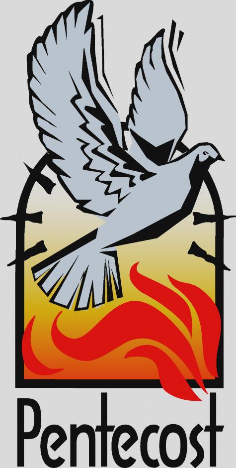 Catholic clipart clip art. Amazing pentecost templates